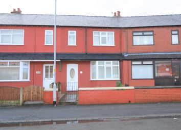 Thumbnail 3 bed terraced house to rent in Lord Nelson Street, Howley, Warrington