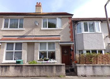 Thumbnail 2 bed terraced house for sale in Grange Road, Colwyn Bay, Conwy