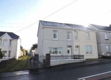Thumbnail 3 bed detached house for sale in Pontardulais Road, Tycroes, Ammanford