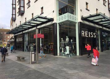 Thumbnail Retail premises to let in Princesshay, Exeter