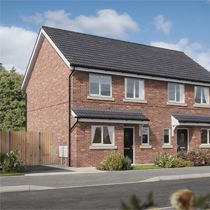Thumbnail 2 bedroom semi-detached house for sale in Church Road, Tranmere, Birkenhead