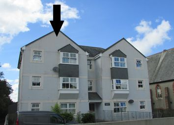 Thumbnail 2 bed flat to rent in Church Street, Callington