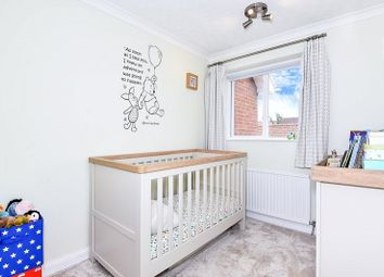 Thumbnail 2 bed terraced house for sale in Saunters Way, Riccall, York
