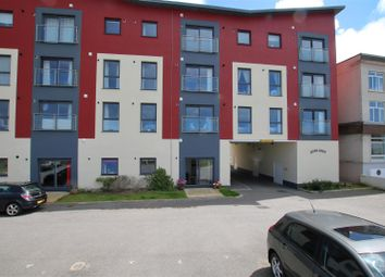 Thumbnail 1 bed flat for sale in Astor Court, Newquay