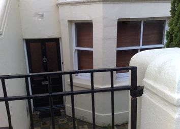 Thumbnail 1 bed flat to rent in Nightingale Road, Basement Flat, Southsea
