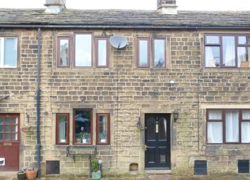 Thumbnail 2 bed terraced house for sale in Club Row, Wilsden
