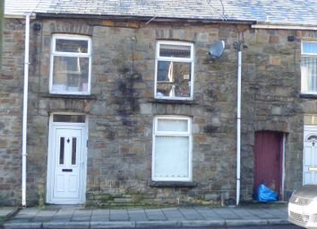 Thumbnail 3 bed property for sale in Oxford Street, Pontycymer, Bridgend.