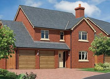 Thumbnail 4 bed detached house for sale in Chester Road, Whitchurch, Shropshire