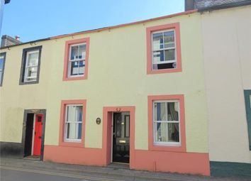 Thumbnail 3 bed terraced house for sale in Challoner Street, Cockermouth, Cumbria