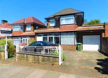 Thumbnail 3 bed detached house for sale in Beverley Drive, Edgware, Middlesex
