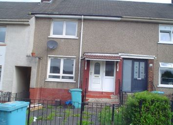 Thumbnail 2 bed terraced house for sale in Old Monkland Road, Coatbridge