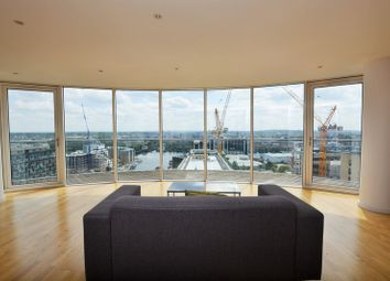 Thumbnail 2 bedroom flat to rent in Ability Place, Canary Wharf