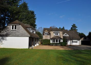 Thumbnail 6 bed detached house to rent in Mark Way, Godalming