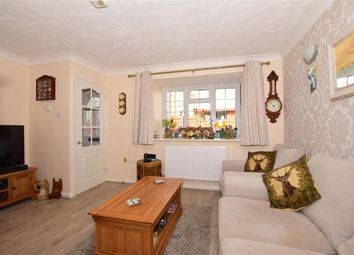 Thumbnail 2 bed terraced house for sale in Cromwell Park Place, Folkestone, Kent