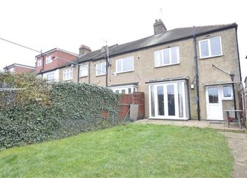 Thumbnail 3 bed end terrace house for sale in Church Hill Road, Sutton, Surrey