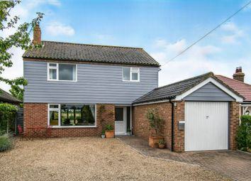Thumbnail 3 bed detached house for sale in Ludham, Great Yarmouth, Norfolk