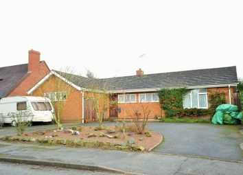 Thumbnail 3 bed detached bungalow for sale in Old School Lane, Wharfside, Burford, Tenbury Wells