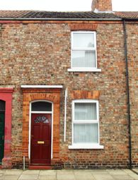Thumbnail 4 bed terraced house for sale in Gordon Street, Off Heslington Rd. York