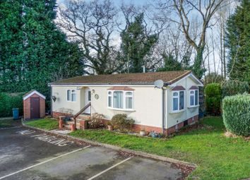 Thumbnail 2 bed mobile/park home for sale in Oak Lane, Coventry