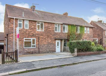 Thumbnail 3 bed semi-detached house for sale in Larch Road, Maltby, Rotherham