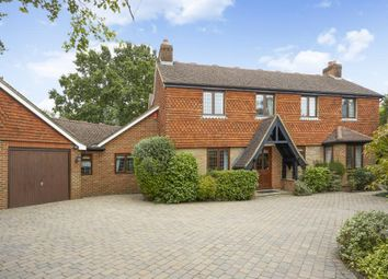 Kingswood Rise, Englefield Green, Egham TW20. 5 bed detached house