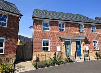 Thumbnail 3 bed semi-detached house for sale in Rhodfa Bryn Rhydd, Lanelay Hall, Talbot Green, Pontyclun.