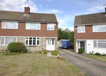 Thumbnail 3 bed semi-detached house for sale in Goffs Crescent, Goffs Oak, Waltham Cross
