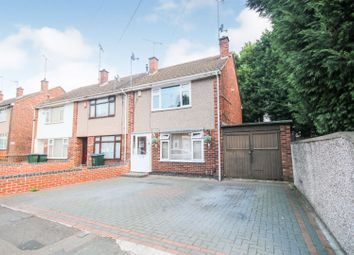Spring Road, Coventry CV6. 2 bed semi-detached house