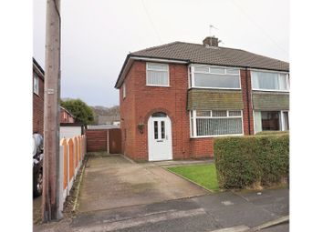 Thumbnail 3 bed semi-detached house for sale in St Marys Close, Preston