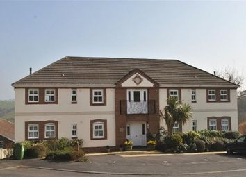 Thumbnail 2 bedroom flat to rent in Marlen Court, Bideford, Devon