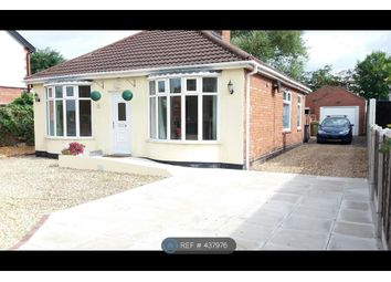 Thumbnail 3 bed bungalow to rent in Crook Lane, Winsford