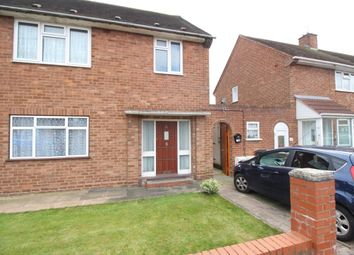 Thumbnail 1 bed flat to rent in Meredith Road, Wednesfield, Wolverhampton