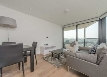 Thumbnail 1 bed flat for sale in Two Riverlight Quay, Nine Elms Lane, Vauxhall, London