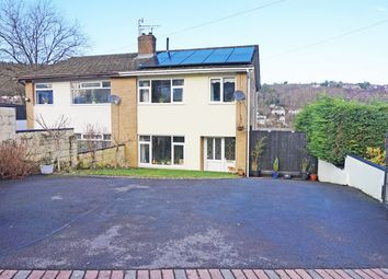 Thumbnail 3 bed semi-detached house for sale in Westwood Drive, Treharris
