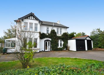 Thumbnail 5 bedroom detached house for sale in Henley Road, Ipswich