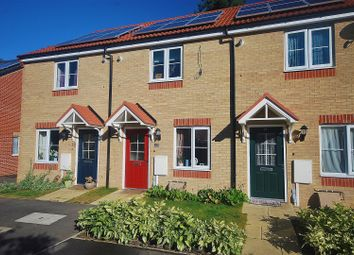 Thumbnail 2 bed terraced house for sale in Viscount Close, Pinchbeck, Spalding