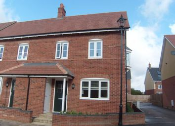 Thumbnail 2 bed end terrace house to rent in Kempston, Beds