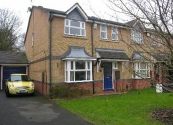 Thumbnail 4 bed end terrace house to rent in Anchor Close, Edgbaston