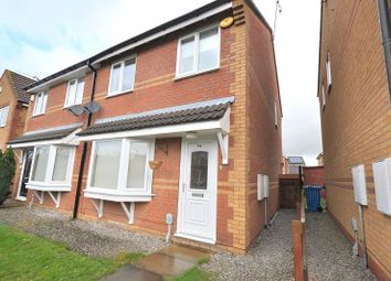 Thumbnail 2 bed property to rent in Kingsbury Way, Kingswood, Hull