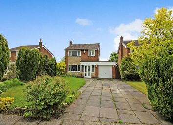 Thumbnail 3 bed detached house for sale in Ribbleton Close, Bury