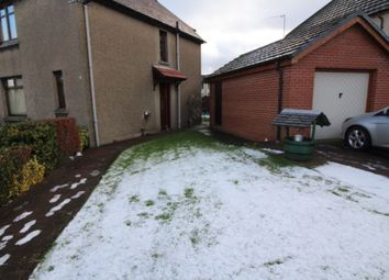 Thumbnail 3 bed semi-detached house for sale in Avon Road, Whitecross, Linlithgow