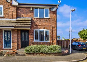 Thumbnail 2 bed semi-detached house for sale in Acme Drive, Pendlebury, Swinton, Manchester