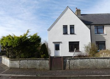 Thumbnail 2 bedroom semi-detached house for sale in Braal Terrace, Halkirk
