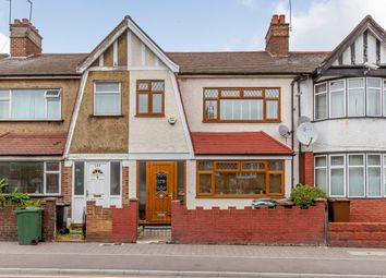 Thumbnail 3 bed terraced house for sale in Billet Road, London