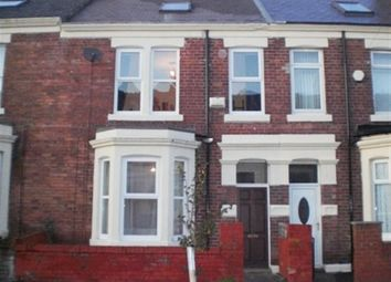 Thumbnail 5 bedroom terraced house to rent in Mundella Terrace, Heaton, Newcastle Upon Tyne