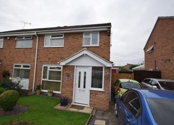 Thumbnail 3 bedroom semi-detached house for sale in Deepdale Lane, Sinfin, Derby