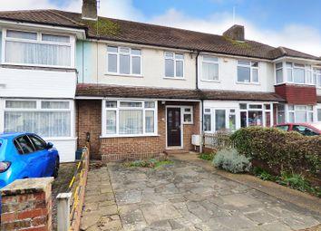 Thumbnail 3 bed terraced house for sale in Stanley Road, Wick, Littlehampton