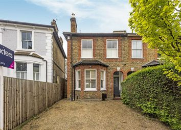 Thumbnail 4 bed semi-detached house for sale in Palmer Crescent, Kingston Upon Thames