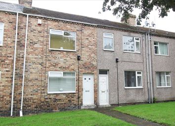 Thumbnail 2 bed terraced house for sale in Hastings Street, Klondyke, Cramlington