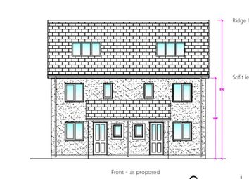 Thumbnail 3 bed semi-detached house for sale in New Build (Left Semi), Rhosgadfan, Caernarfon, Gwynedd.